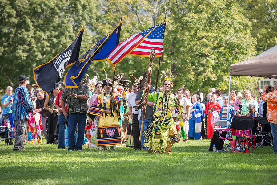 Fort Omaha Intertribal Powwow - Metropolitan Community College - Omaha Nebraska Pow Wow