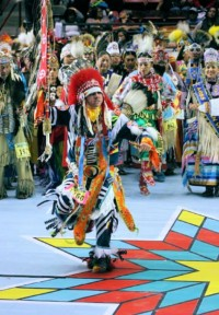 Gathering of Nations Powwow