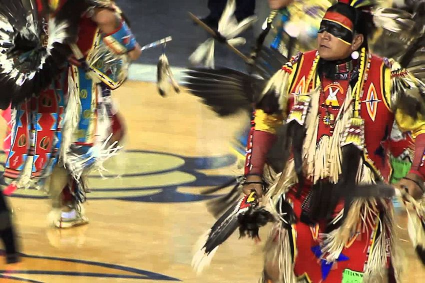 IICOT Powwow of Champions - Intertribal Indian Club of Tulsa - ORU Mabee Center