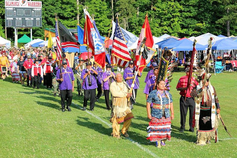 Marvin Joe Curry Veterans Pow Wow