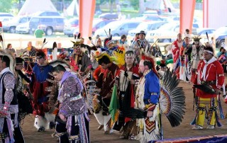 National Powwow - Hendricks County 4-H Fairgrounds - Danville Indiana Pow Wow