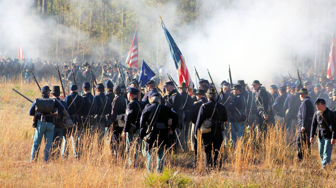 Olustee Battle Reenactment