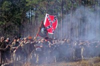 Olustee Battle Reenactmentv