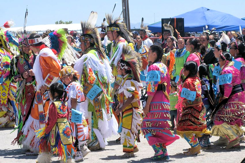 Memorial Day Snow Mountain Pow Wow - Las Vegas Paiute Tribe - Santa Fe Casino and Hotel