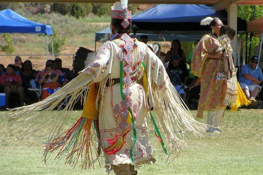 Sounds of Thunder Mountain Pow Wow and Celebration - Kaibab Paiute Tribe - Kaibab Paiute Reservation