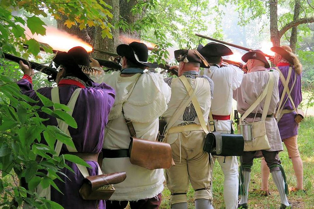 Spirit of Vincennes Encampment & Rendezvous