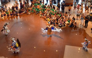 Texas American Indian Heritage Day Celebration - Texas Powwows - Bullock Texas State History Museum
