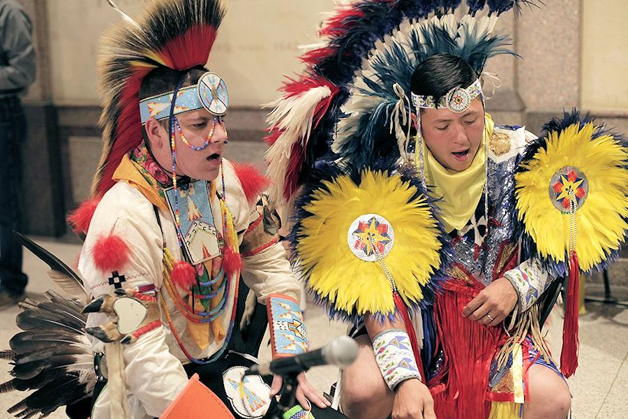 Texas American Indian Heritage Day Celebration