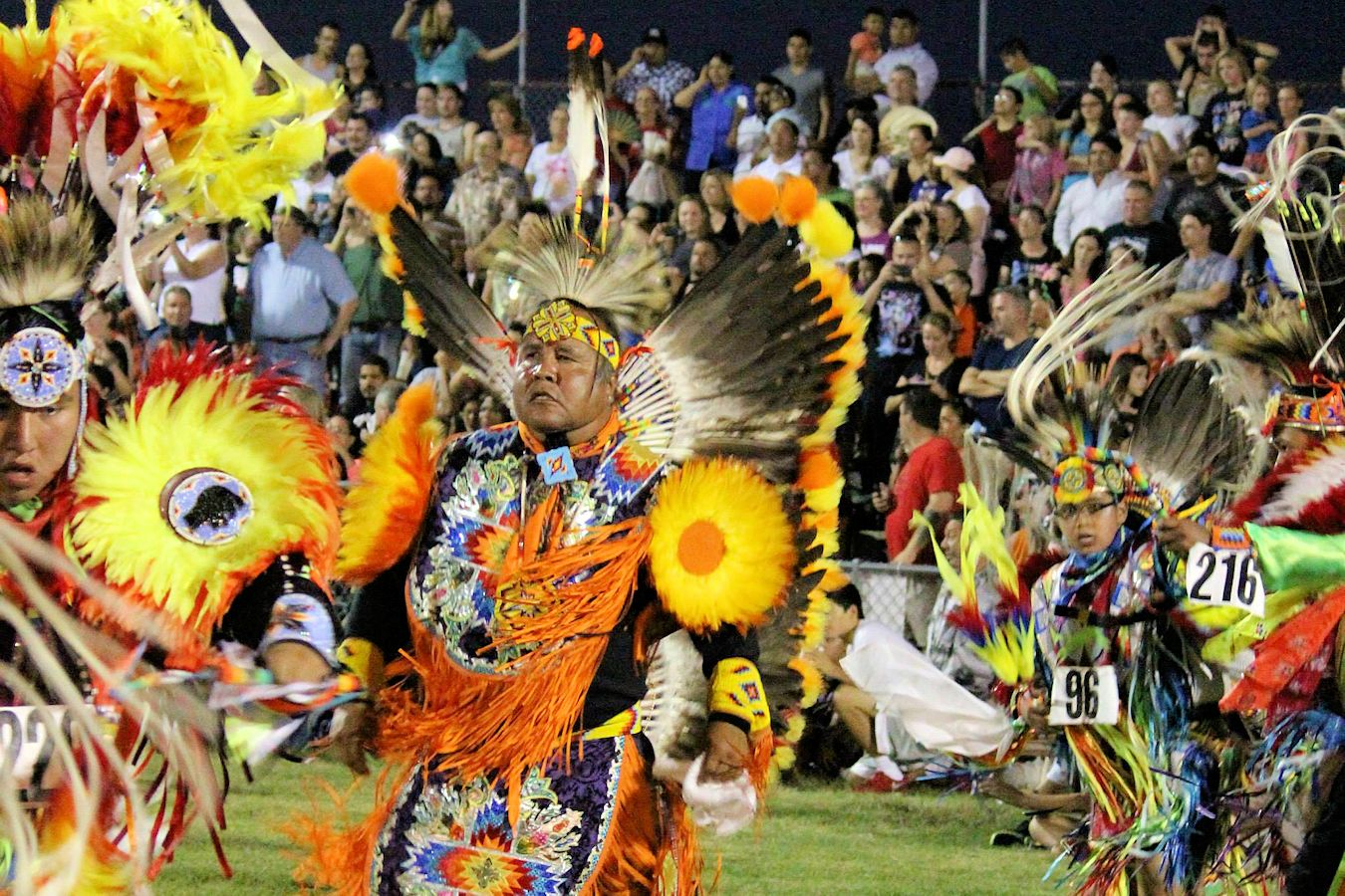 traders village pow wow 2019