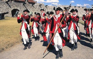 Fort Ticonderoga Fife and Drum Corps - Revolutionary War Reenactments, Crazy Crow Event Calendar