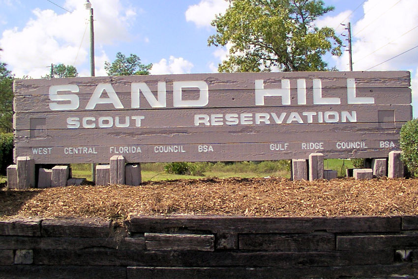 San Hill Scout Reservation Florida