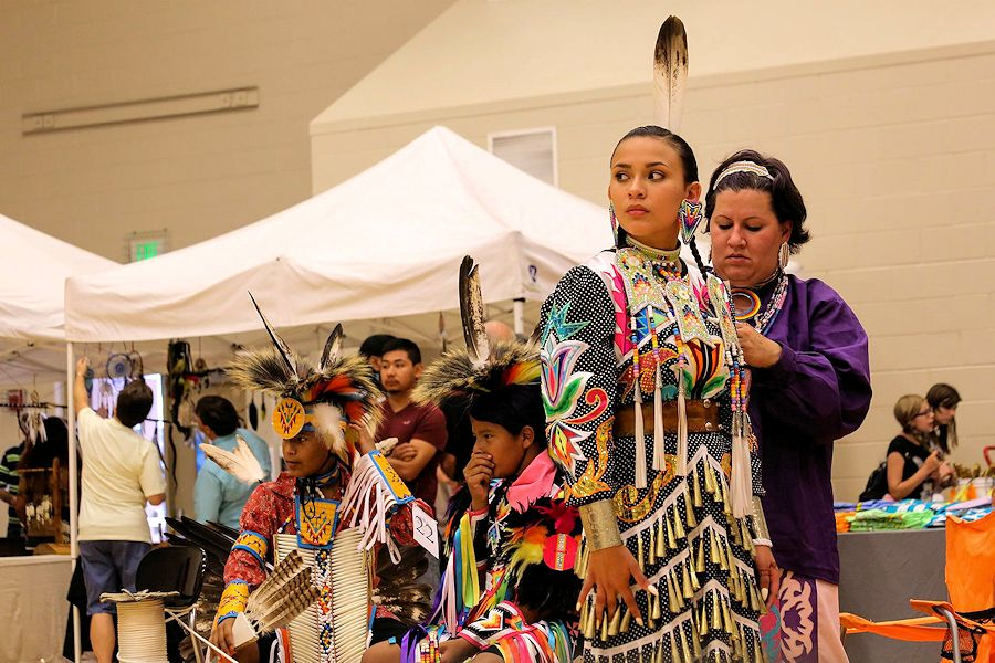 Spirit of Nations Powwow