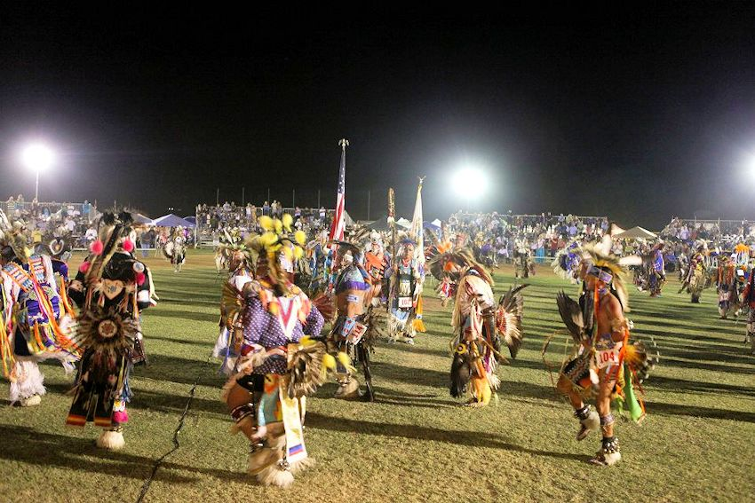Barona Powwow - Barona Band of Mission Indians - Barona Sports Park