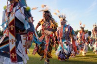 Cherokee National Holiday Powwow