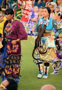 Cherokee National Holiday Powwowv
