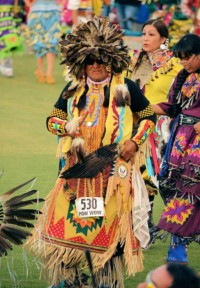 Cherokee National Holiday PowwowCherokee National Holiday Powwow