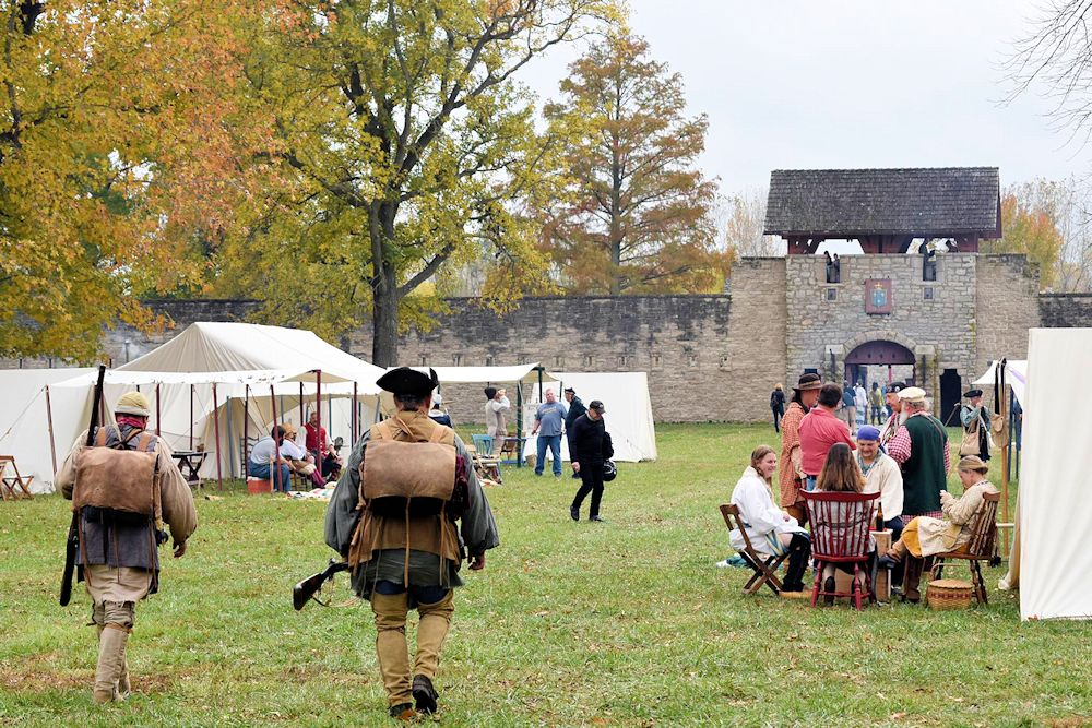Fort De Chartres Winter Rendezvous