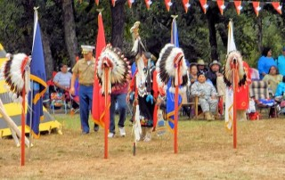No Veteran Left Behind - Kiowa Black Leggings Warrior Society Ceremonial - Kiowa Black Leggings Warrior Society - Indian City Ceremonial Campgrounds
