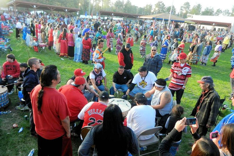 Leech Lake Labor Day Pow Wow - The Leech Lake Pow Wow Committee - Leech Lake Veterans Grounds