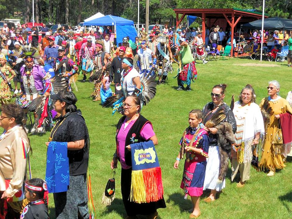 Leech Lake Labor Day Pow Wow
