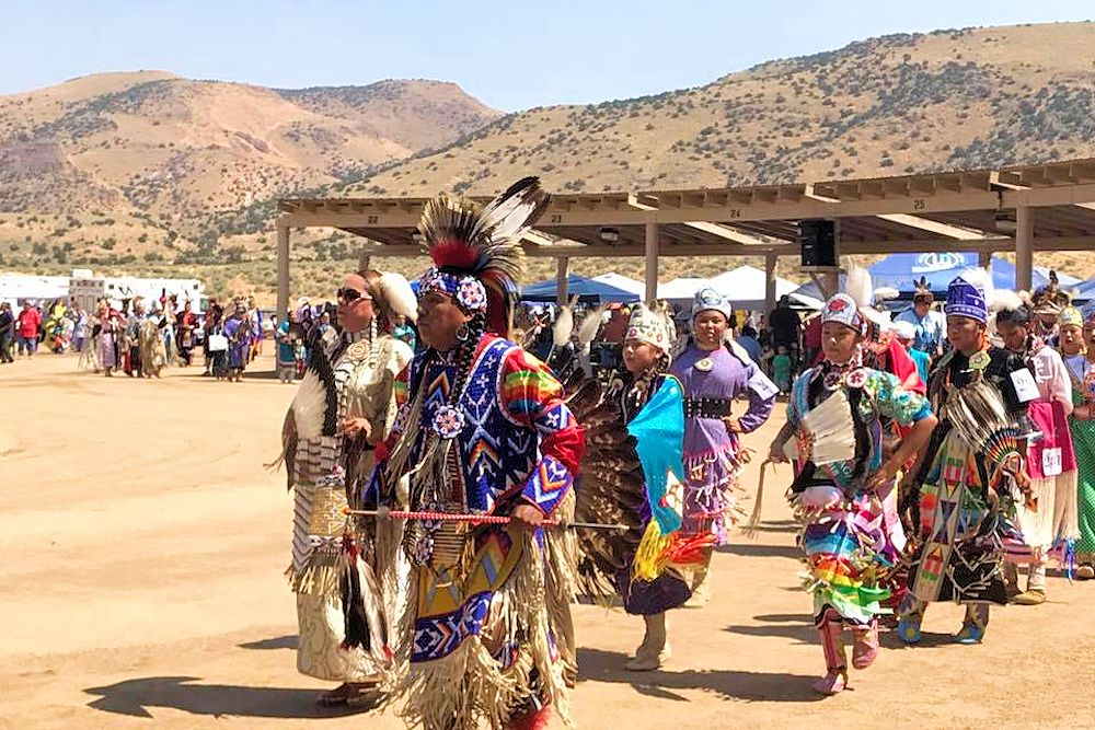 Numaga Indian Days Pow Wow