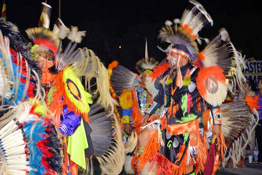 Oklahoma Indian Summer Festival Powwow - Bartlesville Community Center - Oklahoma Indian Summer Inc