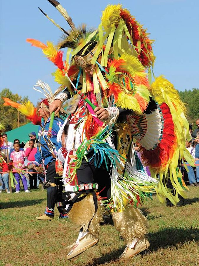 2019 Patuxent River Park American Indian Festival - Maryland