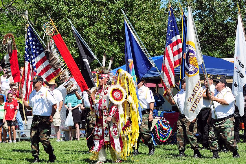Shawnee County Allied Tribes Traditional Intertribal Pow wow - Lake Shawnee - Shawnee County Allied Tribes Inc