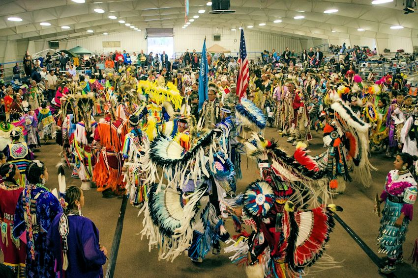 Southern Ute Bear Dance Powwow - Southern Ute Indian Tribe Pow-Wow Committee - Sky Ute Fairgrounds