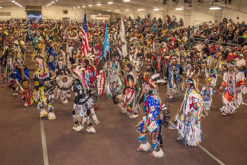 Southern Ute Tribal Fair and Powwow - Southern Ute Indian Tribe Pow-Wow Committee - Sky Ute Fairgrounds
