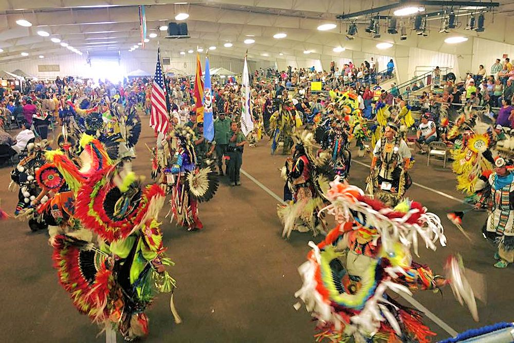Southern Ute Tribal Fair and Powwow