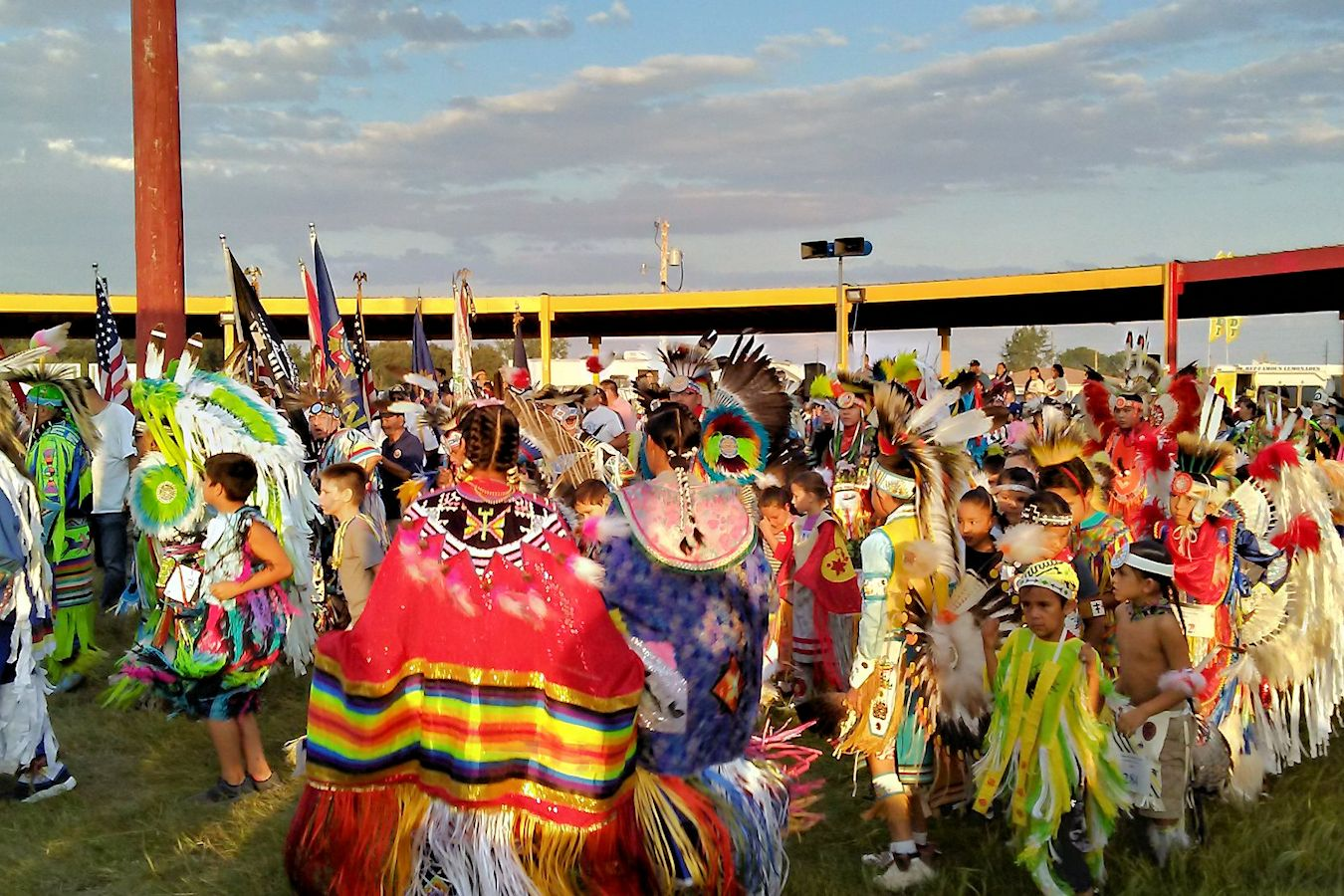 Turtle Mountain Chippewa Pembina Labor Day Powwow