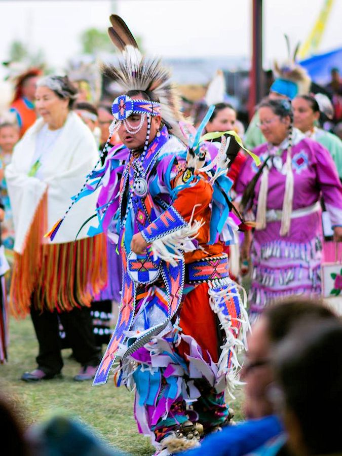 Turtle Mountain Chippewa Pembina Labor Day Pow wow