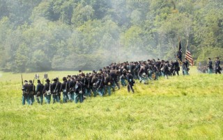 Hale Farm Civil War Reenactment