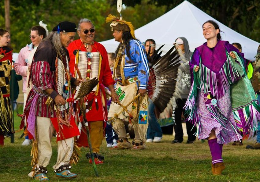 Hart Pow Wow Honoring Our Elders Traditional Pow Wow - Oceana County Fairgrounds - Oceana County Inter-Tribal Council