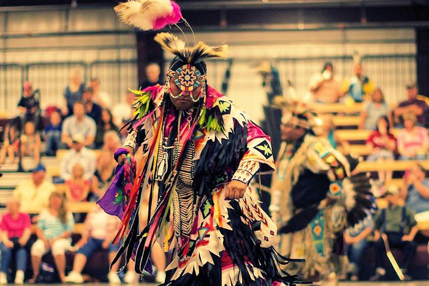 High Plains Powwow - Carbon County Fair Grounds - Carbon County Museum