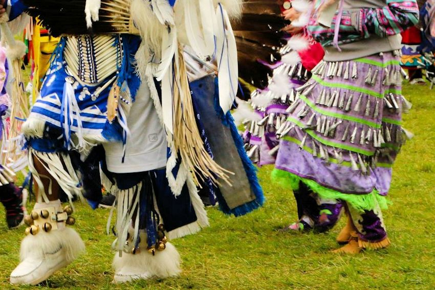 Northern Cheyenne Ashland Labor Day Pow Wow - Ashland Arbor - Northern Cheyenne Reservation