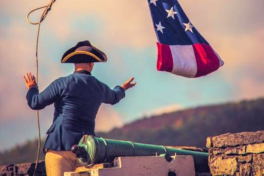 Fort Ticonderoga Independence Day Weekend
