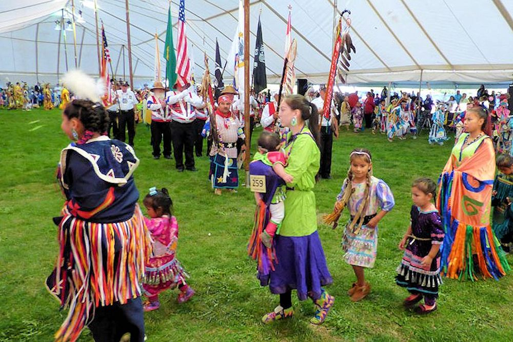 Puyallup Labor Day Powwow - Chief Leschi Schools - Puyallup Tribe of Indians