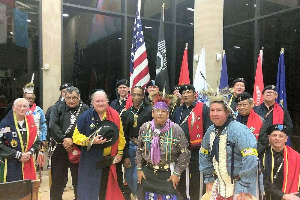 Wichita Kansas Intertribal Warrior Society Veterans Powwow