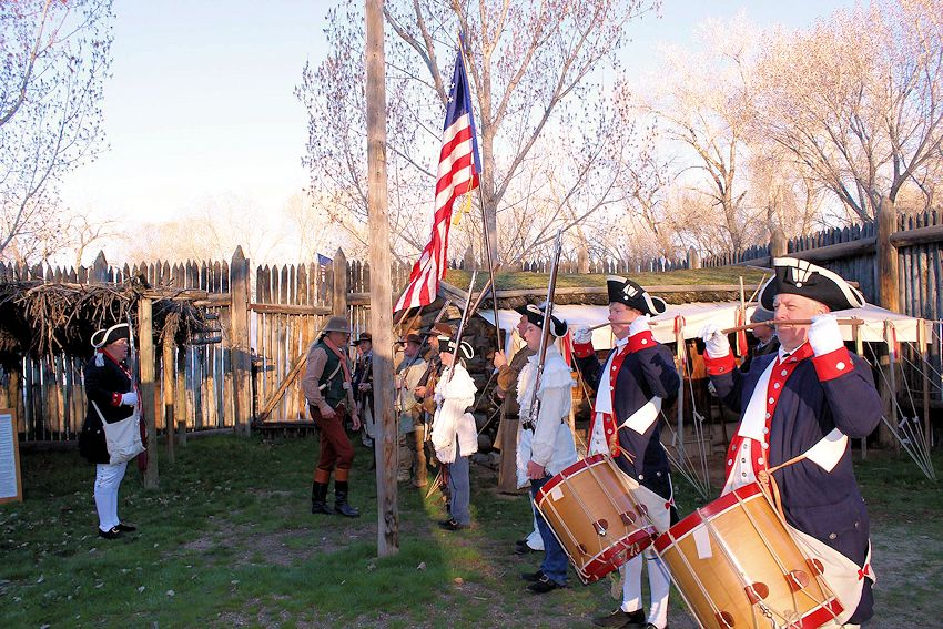 Fort Buenaventura Mountain Man Rendezvous
