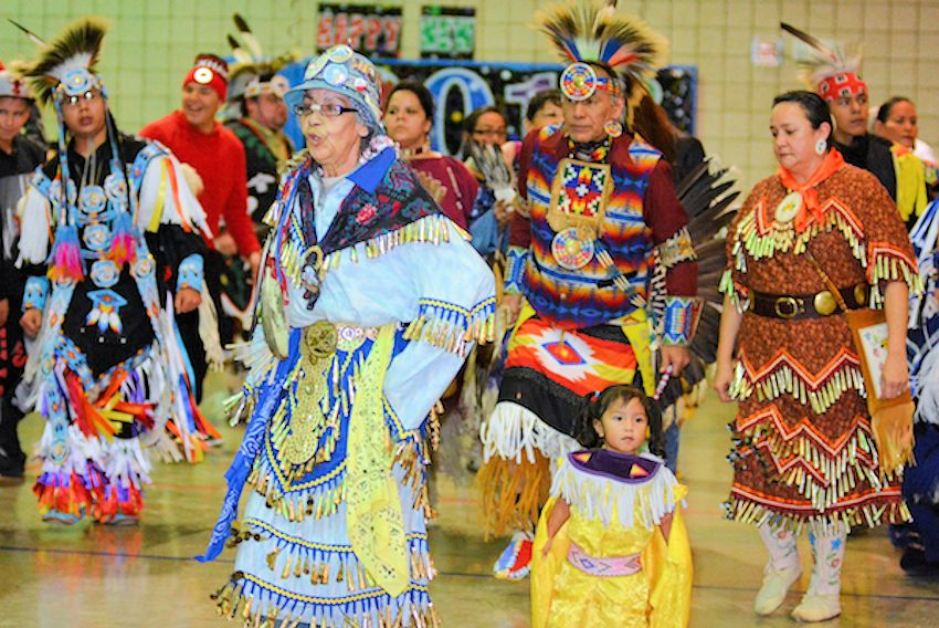 District I Mille Lacs New Years Eve Sobriety Pow Wow - Mille Lacs District I Community Center - Mille Lacs District I Sobriety Committee