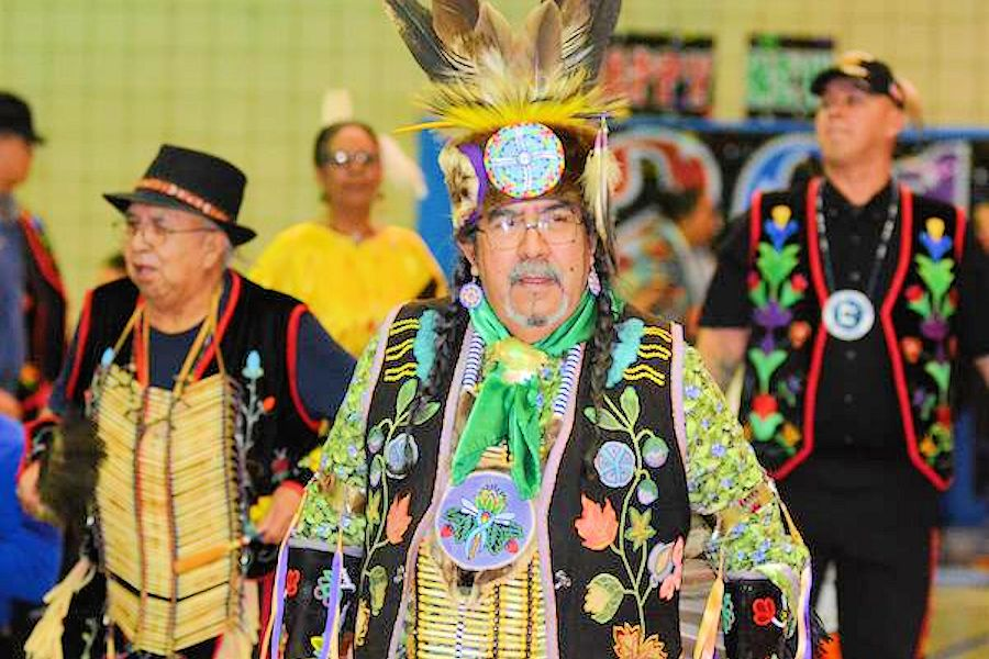 District I Mille Lacs New Years Eve Sobriety Pow Wow