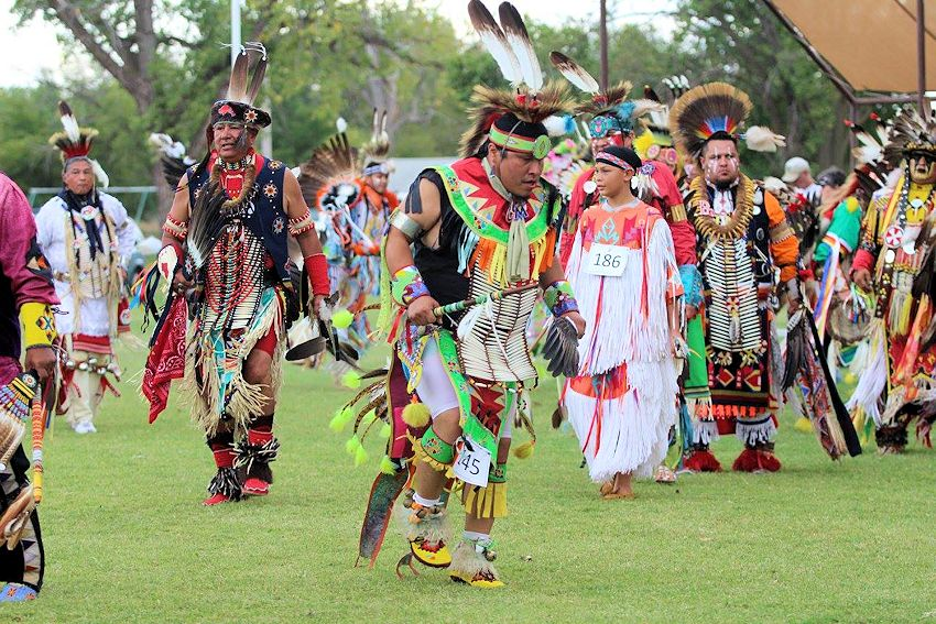 Medicine Lodge Peace Treaty Powwow - Medicine Lodge Peace Treaty Association - Medicine Lodge City Park