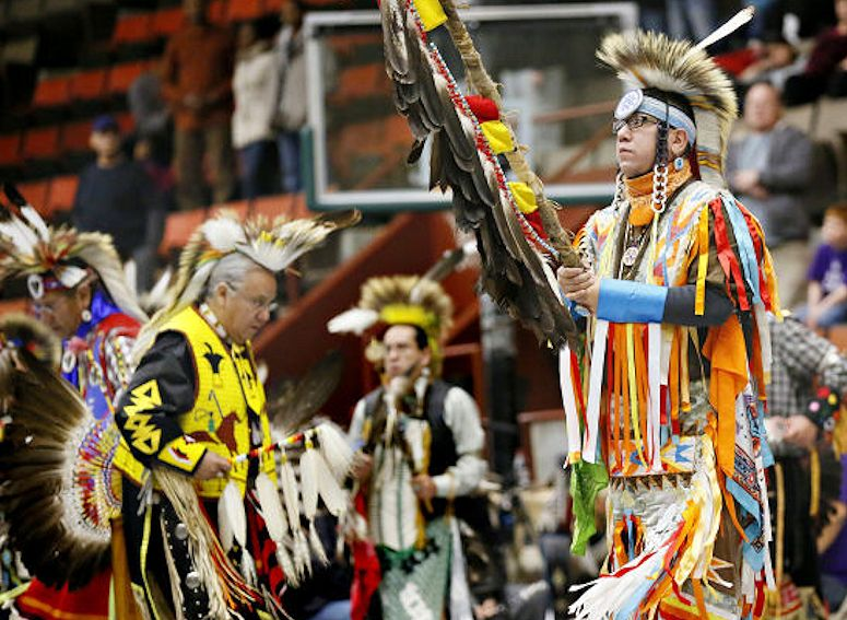 Omaka Teca Wacipi New Years Eve Sobriety Powwow - West High School Gym - Nebraska Indian Community College Extension Office