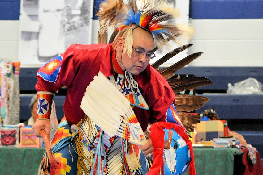 RSIC New Years Eve Sobriety Pow Wow - Reno Sparks Indian Colony Tribal Gymnasium