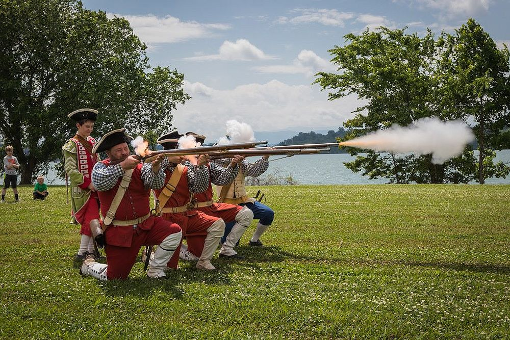 Spring Fort Loudoun Garrison Weekend