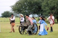 Texian Market Days Living History Event