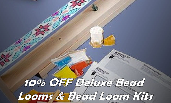 Native American Beading Looms & Bead Loom Kits