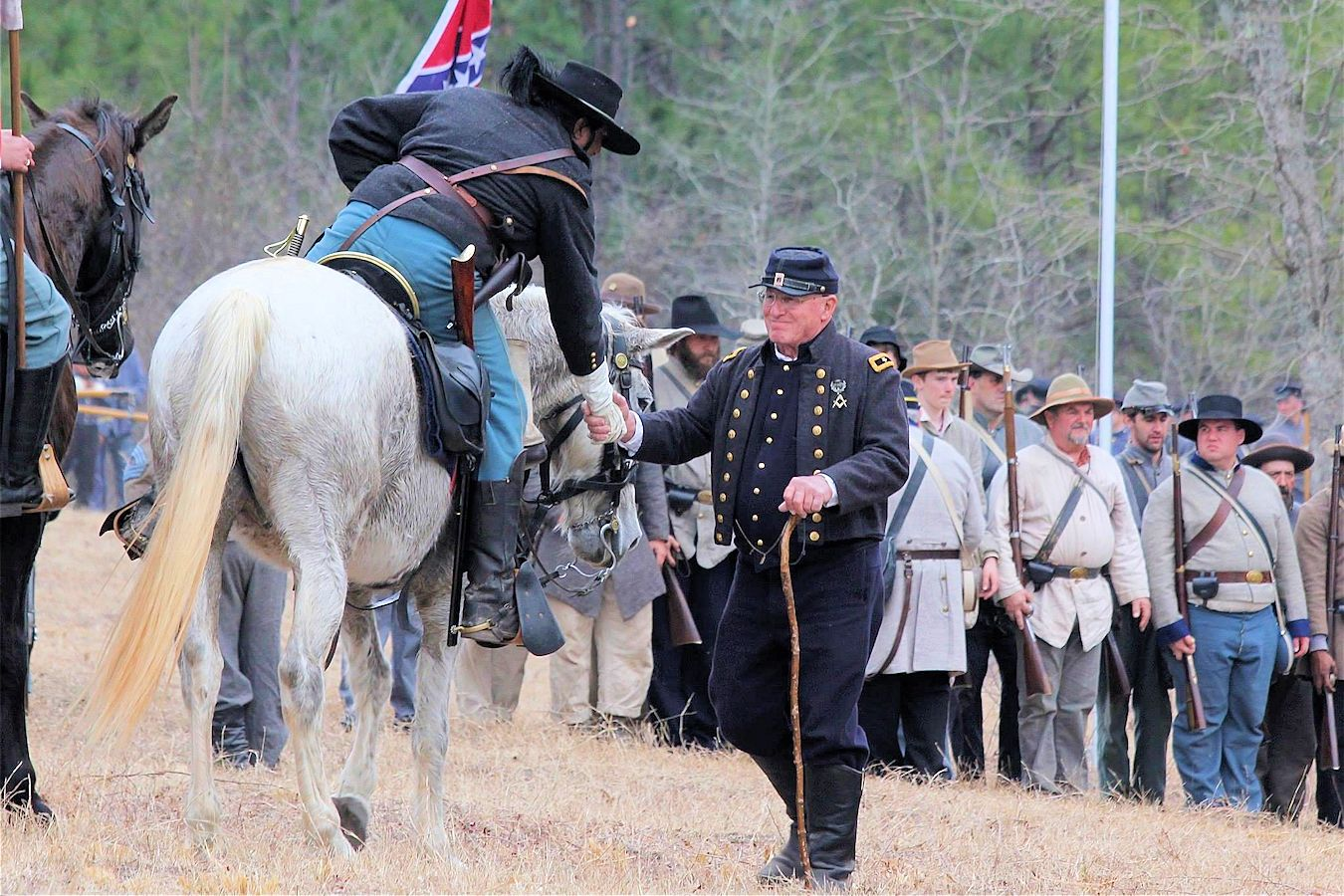 Battle of Aiken Reenactment